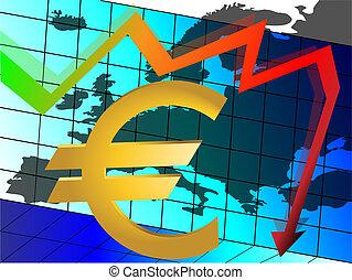 kryzys, euro