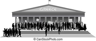 kryzys, grecja