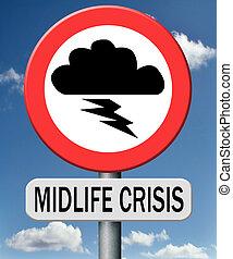 kryzys, midlife
