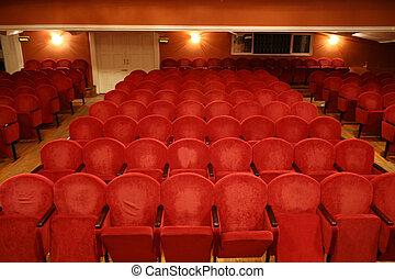 krzesło, teatr