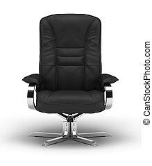 krzesło, wykonawcze biuro