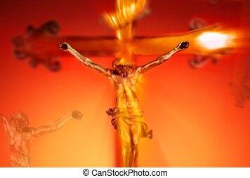krzyż, jezus