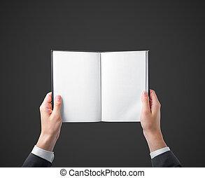 książka, dzierżawa wręcza