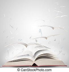 książka, magia