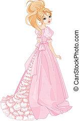 księżna, piękny
