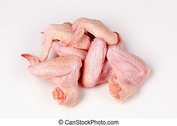 kuře vznést se, drsný