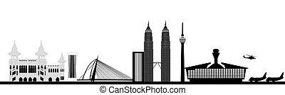 kuala lumpur capital city malaysia