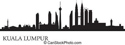 Kuala Lumpur city skyline - Kuala Lumpur city skyline....
