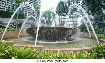 Kuala Lumpur Fountain