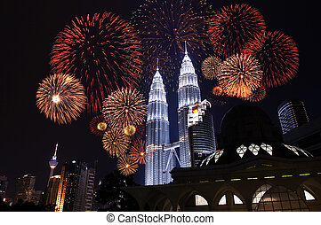 Kuala Lumpur. - Kuala Lumpur is the capital and the largest...