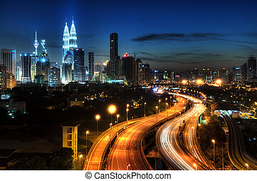 Kuala Lumpur. - Kuala Lumpur is the capital city of...
