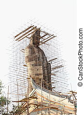 Kuan Yin - Construction of a Chinese god. The name Kuan Yin...