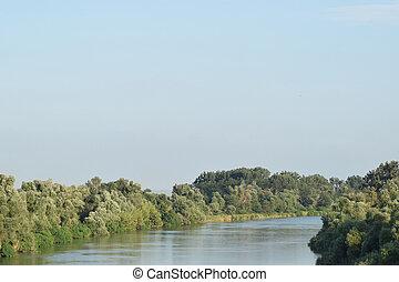 kuban, rivière