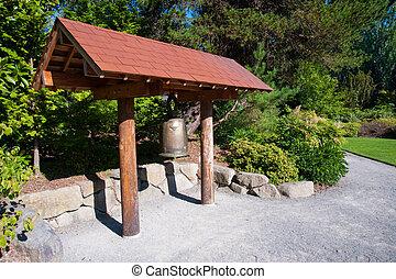 Kubota Garden bell
