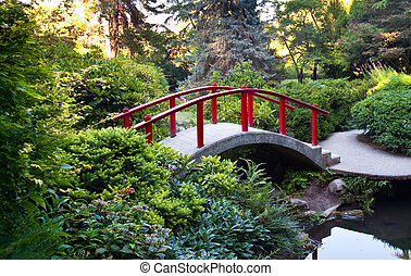 Kubota Garden in Seattle WA