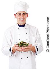 kuchmistrz sałata