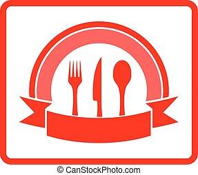 kuchnia, ikona