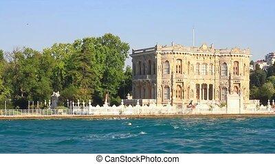 Kucuksu, Istanbul, Turkey - Kucuksu Pavilion built by Sultan...