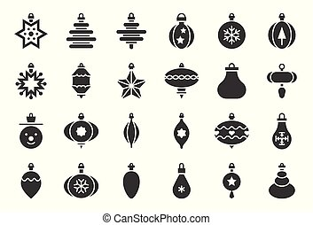 kugel, fest, 1, fester entwurf, verzierungen, weihnachten, ikone
