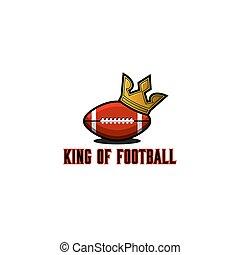 kugel, rugby, bunte, mockup, klub, aufkleber, fußball, turnier, abbildung, sport, t-shirt, amerikanische , druck, emblem, sport, oder, logo, schablone