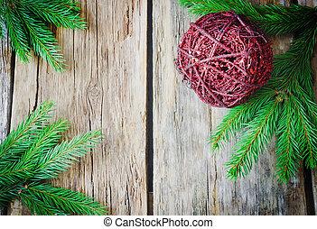 kugel, weihnachten