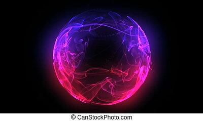 kugelförmig