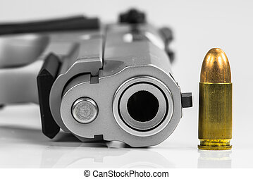 kugeln, gewehr