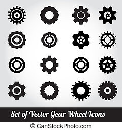 kuggar, vektor, utrustar, /