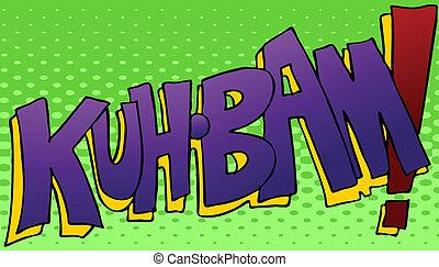 Kuhbam Hitting Sound