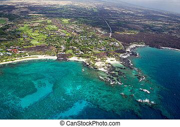 Kukio Bay, Big Island, Hawaii