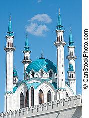 Kul Sharif mosque in Kazan Kremlin - Russia