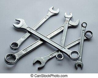 kulcsok, autó megjavítás