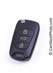 kulcsok, autó, távoli