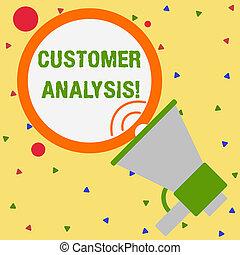 kund, information, runda, visande, affär, foto, balloon, announcement., skrift, showcasing, s, examen, analysis., systematisk, begreppsmässig, anförande, hand, trumpet, företag, talande, stryk