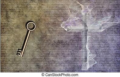 kungarike, nyckel