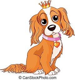 kunglighet, hund