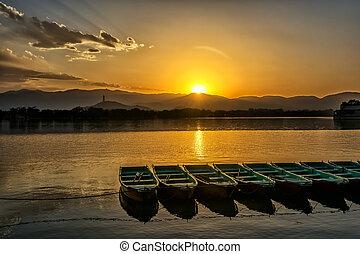 kunming, lago