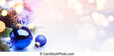 kunst, achtergrond, year;, feestdagen, helder, vrolijk, nieuw, kerstmis, vrolijke