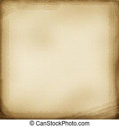 kunst, grunge, ouderwetse , textuur, papier, achtergrond
