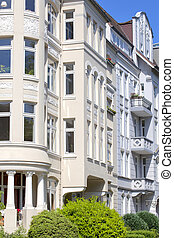 kunst nouveau, gebouw, duitsland