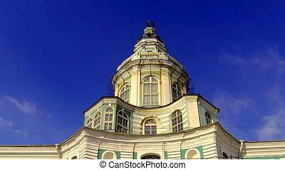 Kunstkamera. Museum of anthropology and Ethnography in St. Petersburg.