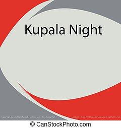 Kupala Night.