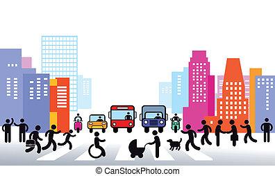 kupczenie miasta