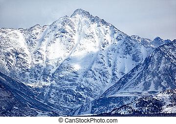 Kuraisky ridge