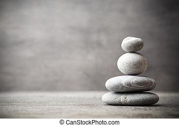 kurort, stones.