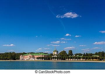 Kuskovo estate, Moscow, Russia - Museum-Estate kuskovo,...