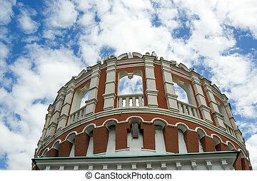 kutafia, タワー, ロシア, (bridgehead), kremlin, モスクワ