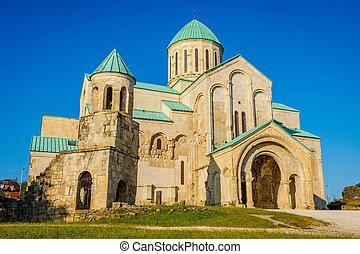 kutaisi, catedral, bagrati