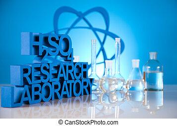kutatás, és, kísérlet