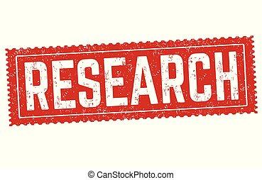 kutatás, aláír, vagy, bélyeg